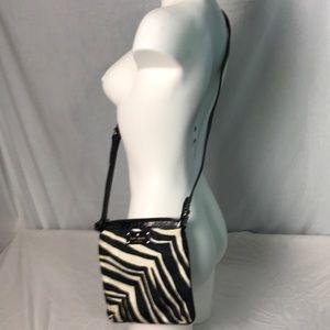 Kate Spade Zebra Striped Crossbody Purse